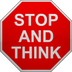 STOP AND THINK2